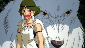 "Even without the wolf, ""Princess Mononoke"" alone is not worth challenging."