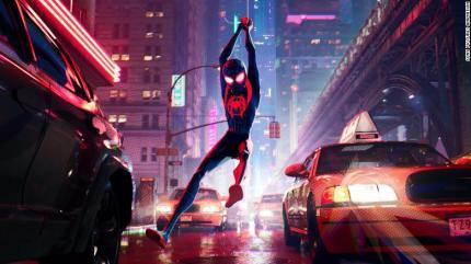 Spider Man ITSV